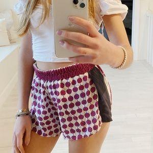 Printed Madison Marcus summer shorts 🌺